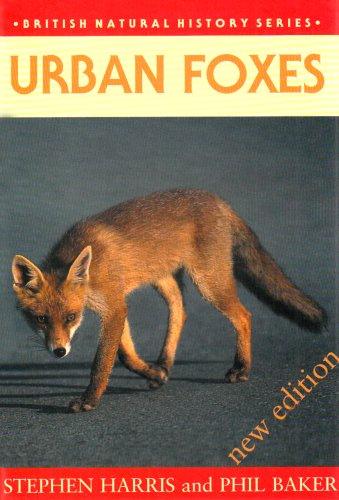 Urban Foxes (British Natural History Series)