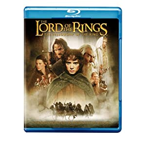 [BD] La Communauté de l'Anneau/The Fellowship of the Ring VL