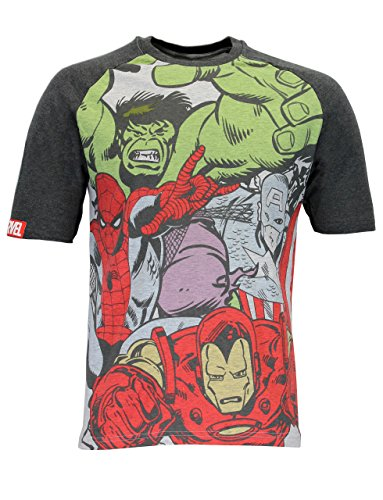 Marvel Comics Mens' Avengers T-Shirt