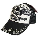 (バンソン)VANSON ジャガードカモメッシュキャップ/帽子