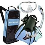 U.S.Divers Diva 1 Lx / Island Dry Lx/ Trek / Travel Bag provided by U.S. Divers