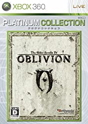 The Elder Scrolls IV- Oblivion (Platinum Collection) [Japan Import]