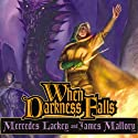 When Darkness Falls (       UNABRIDGED) by Mercedes Lackey, James Mallory Narrated by Susan Ericksen