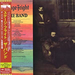 Stage Fright (Japanese Mini-Vinyl CD)