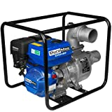 DuroMax XP904 Portable 4 in. Water Pump 9.0 Hp. Gasoline Engine