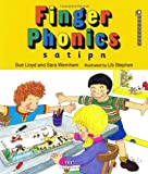 Finger Phonics Book 1: s, a, t, i, p, n (Jolly Phonics)