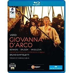 Giovanna D'Arco [Blu-ray]