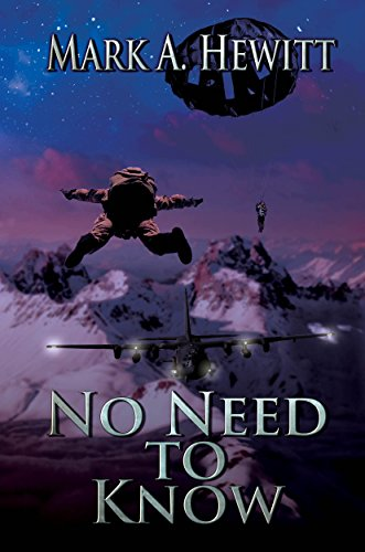 No Need To Know by Mark A. Hewitt ebook deal