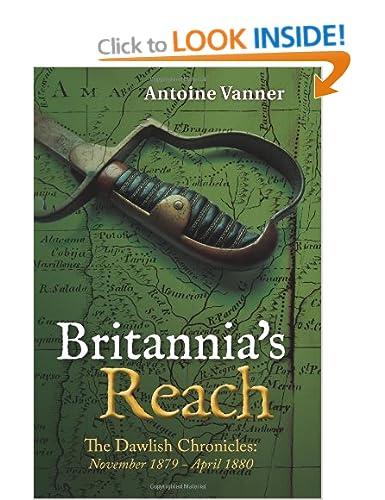 Britannia's Reach - cover image