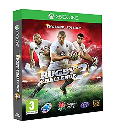 Rugby Challenge 3 (Xbox One)