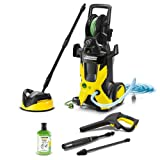 Karcher K5 Premium Eco Home Water-Cooled Pressure Washer - UK PLUG