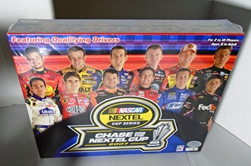 2007-chase-for-the-nascar-nextel-cup-board-game-by-patch-products-inc