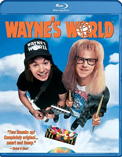 Blu-ray : Wayne\'s World (Widescreen, Dolby, AC-3, Dubbed, )
