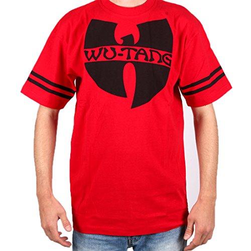 Wu Wear - Wu 36 T-Shirt - Wu-Tang Clan Size M, Color Red