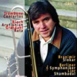 Concertos pour trombone