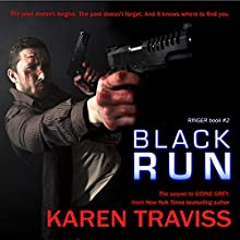 Black Run: Ringer, Book 2 Audiobook by Karen Traviss Narrated by Steven Pacey