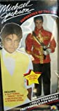 Michael Jackson Superstar of the 80's Ammerican Music Award Outfit doll