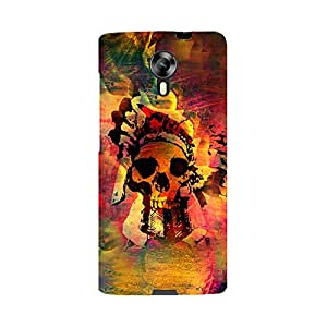 Skintice Designer Back Cover with direct 3D sublimation printing for Micromax Canvas Xpress 2 E313