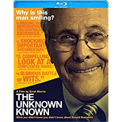 Unknown Known [Blu-ray]