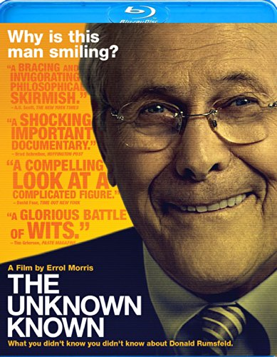 Unknown Known, The [Blu-ray]