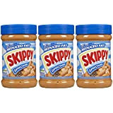 Skippy Reduced Fat Peanut Butter-Chunky-16.3 Oz-3 Count