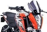 Puig 6275F NEW GENERATION 【DARK SMOKE】 KTM DUKE390/200/125(11-15) プーチ スクリーン カウル オートバイ バイク パーツ