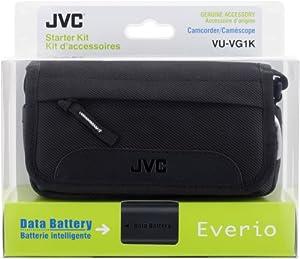 JVC VU-VG1KEUM Starter Kit BN-VG114 + CB-VM15 pour Caméscope