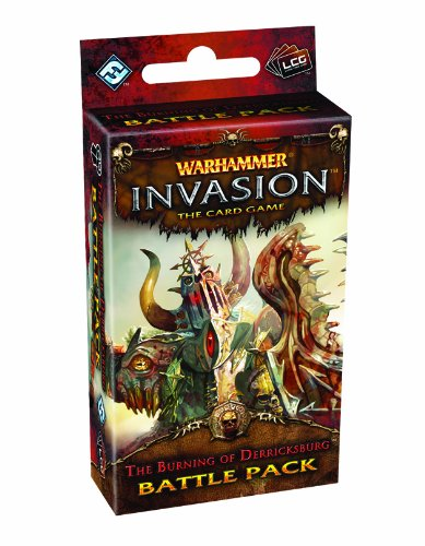 Warhammer Invasion LCG: The Burning of Dericksburg Battle Pack