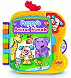 Fisher-Price Laugh and Learn Puppy's Animal Friends Book