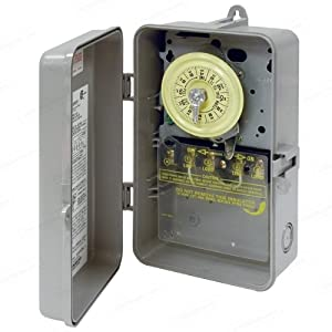 Intermatic Dial Timers besides  on 200348528849