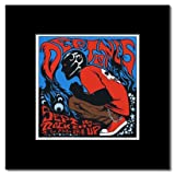 DEFTONES - Rock City Nottingham 2003 Matted Mini Poster - 17.6x17.4cm