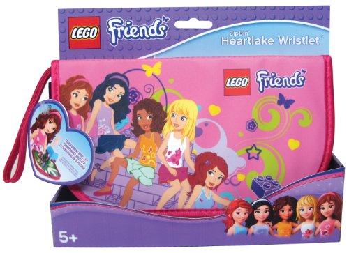 Neat-Oh! LEGO Friends ZipBin Heartlake Wristlet - 1
