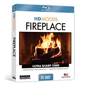 HD Moods Fireplace