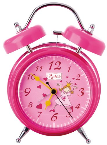 sigikid Kinder-Wecker Pinky Queeny 23322 günstig kaufen