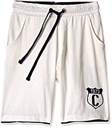 Cherokee Boys' Shorts (267978711_Off-White_13 - 14 years)