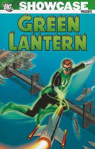 Showcase Presents: Green Lantern, Vol. 1