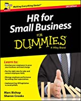 HR for Small Business For Dummies Front Cover