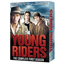 Young Riders Complete Season One