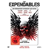 "The Expendables - Hero Pack (Limited Special Edition) (Steelbook) [2 DVDs]von ""Sylvester Stallone"""