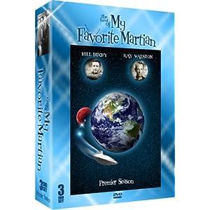 My Favorite Martian - Season 1 movie