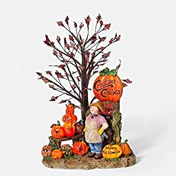 Department 56 Snow Village Halloween Creative Carvings Lit Accessory