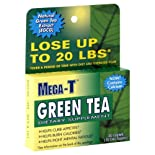 Mega-T Green Tea, Caplets, 30 ct.