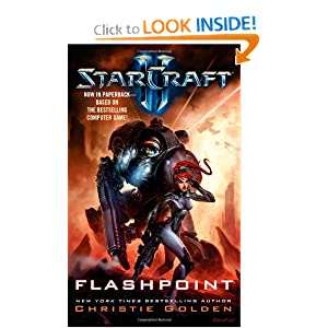 Starcraft II: Flashpoint by Christie Golden