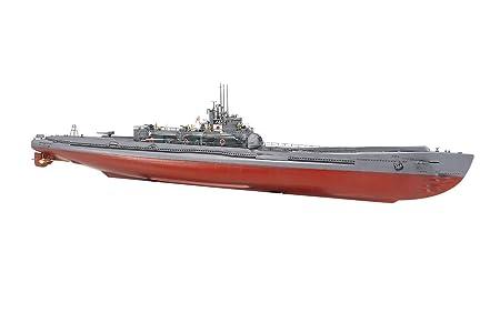 Maquette Sous-marin Japonais I-400: 1/700