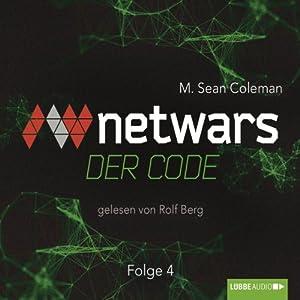 Netwars: Der Code 4 Hörbuch