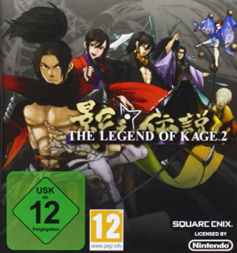 The Legend of Kage 2 - [Nintendo DS], Nintendo DS