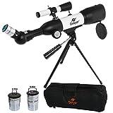 Gskyer-AZ350X50-Refractor-Travel-Telescope-with-German-Technology