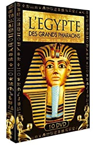 L'Egypte des Grands Pharaons Coffret 10 DVD