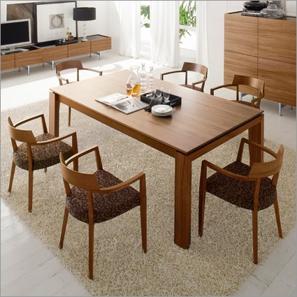 Calligaris CS/4038 Tratto Extendable Table