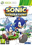 Sonic Generations Game XBOX 360 [UK-Import]